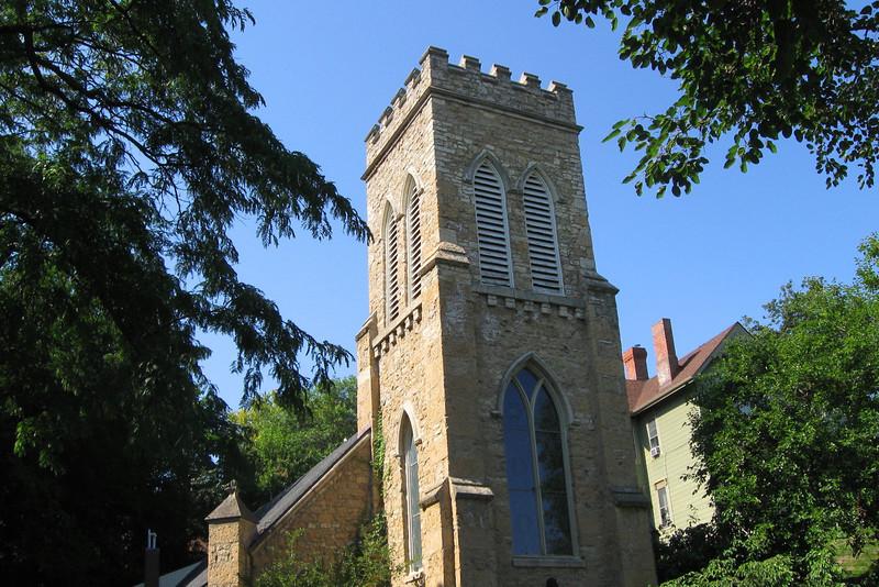 <i>Grace Episcopal Church (ca. 1848)</i>