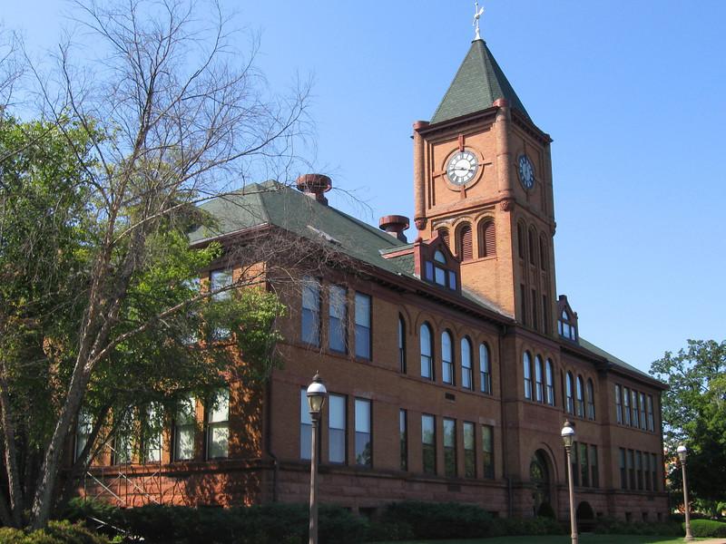<i>Old Galena High School (ca. 1905)</i>