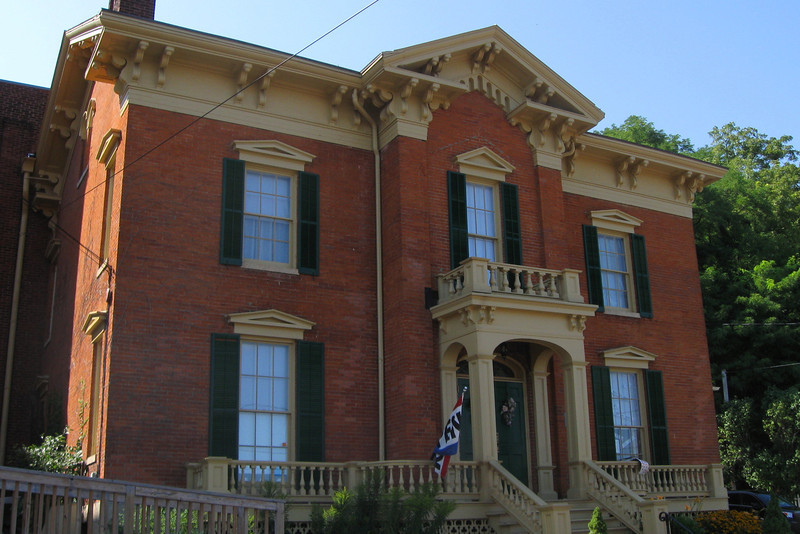 <i>Galena/Jo Daviess County Historical Museum (ca. 1858)</i>