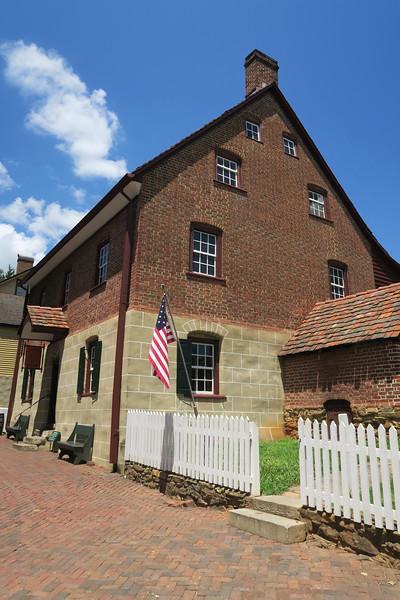 Winkler Bakery (ca. 1800)