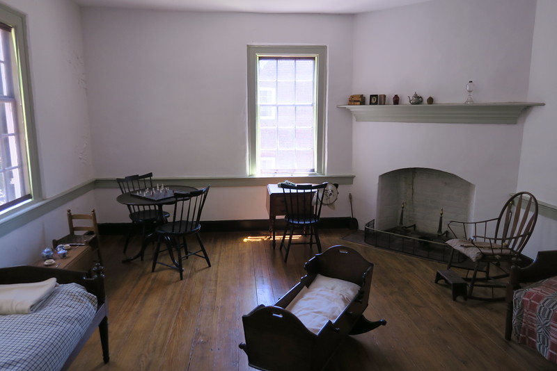 John Vogler House (ca. 1819) -- Children's Room