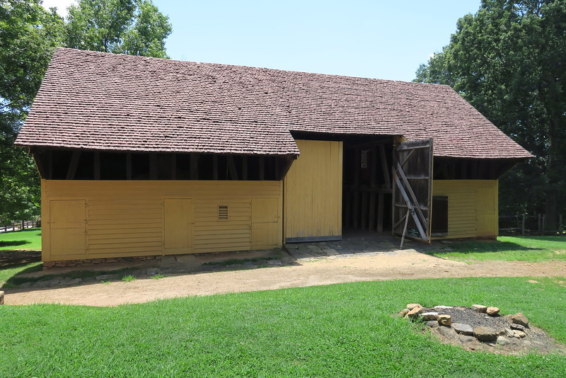 Tavern Barn (ca. 1820's)