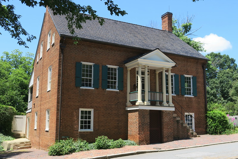 John Siewers House (ca. 1844)