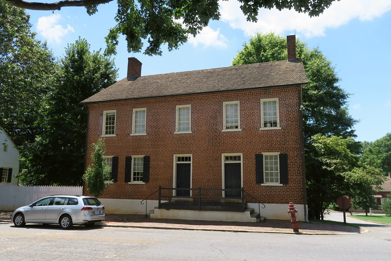 Cape Fear Bank (ca. 1847)