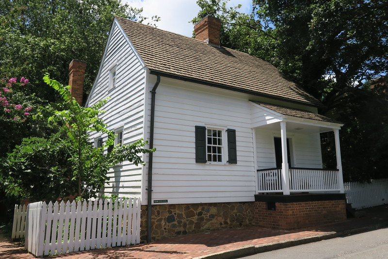 Solomon Lick House (ca. 1822)
