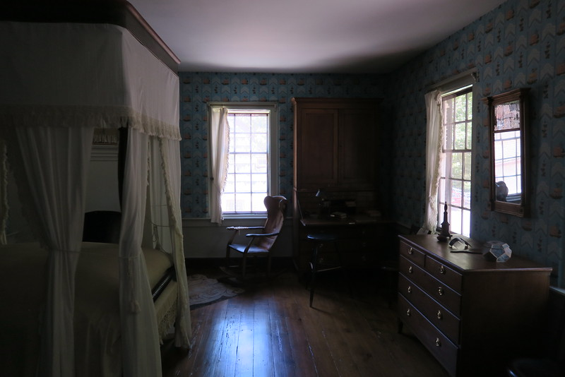 John Vogler House (ca. 1819) - Master Bedroom