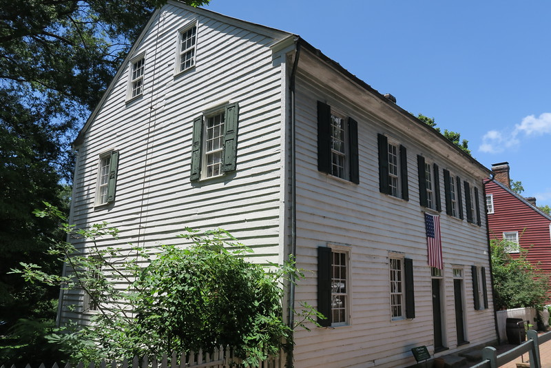 Blum House (ca. 1815)