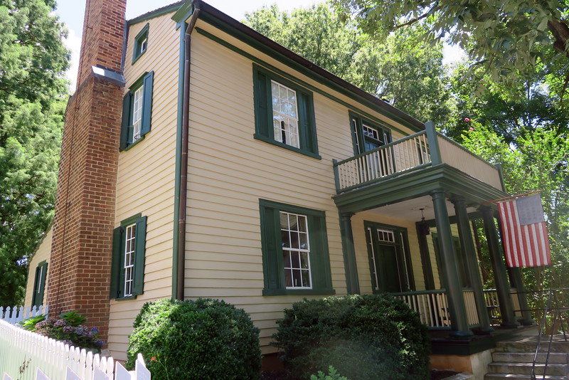 Jacob Siewers House (ca. 1845)