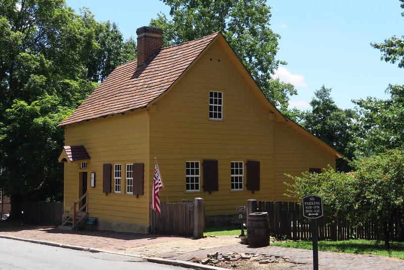 Miksch House (ca. 1771)