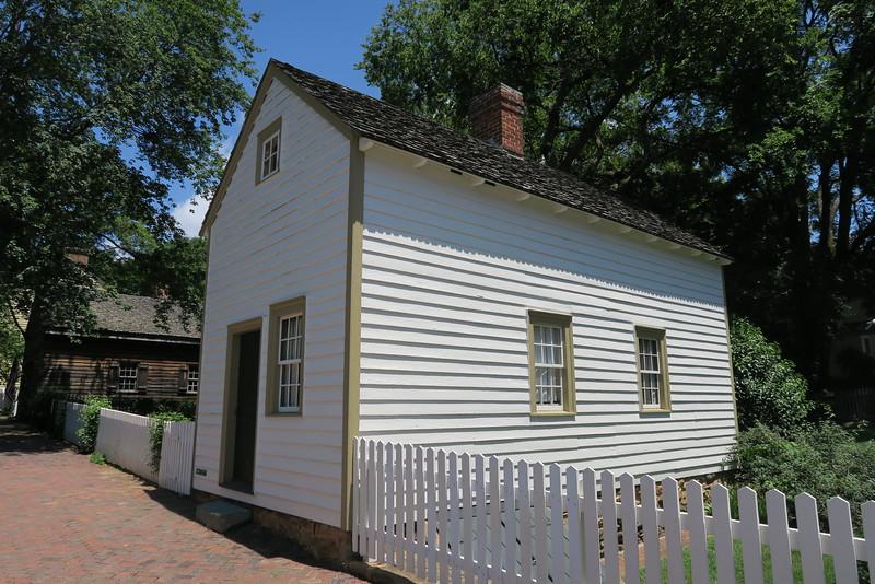 Eberhardt Shop (ca. 1834)