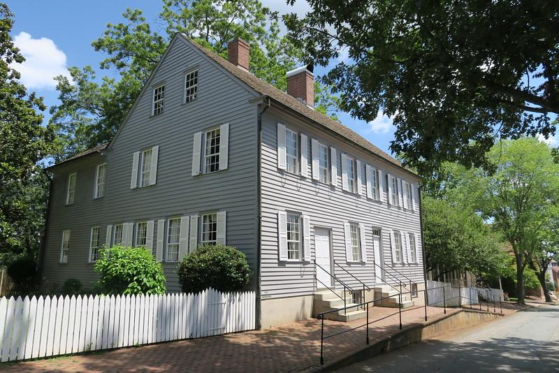 Steiner House (ca. 1823)