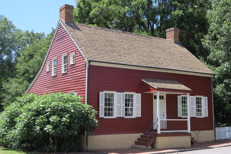 Denke House (ca. 1832)