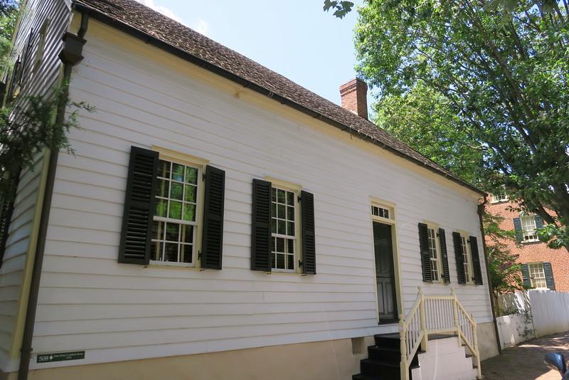 John Henry Leinbach House (ca. 1822)