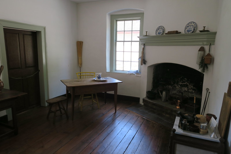 John Vogler House (ca. 1819) - Dining Room