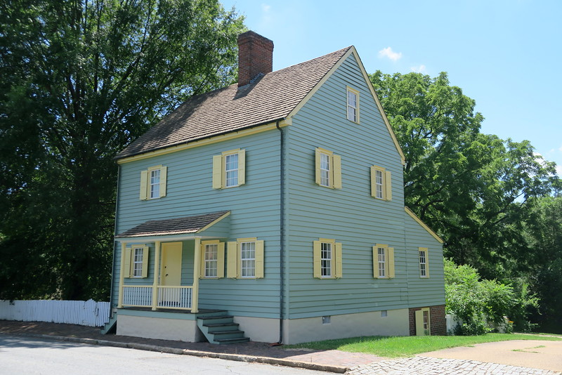 Christman House (ca. 1825)