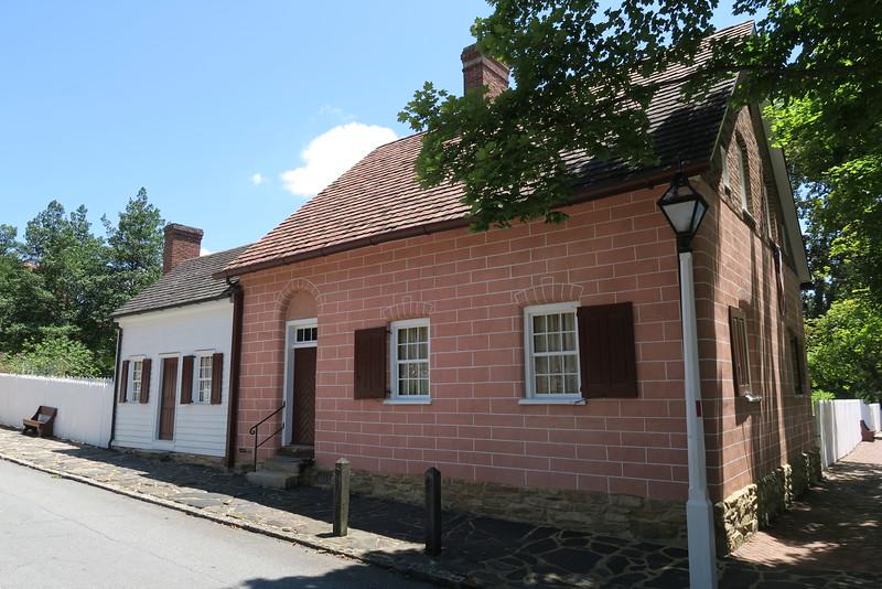 Traugott Bagge House (ca. 1787)