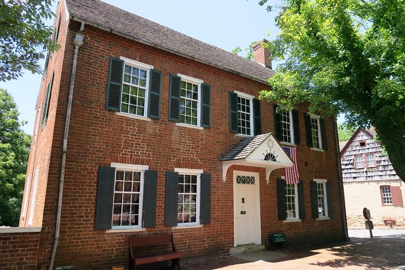 John Vogler House (ca. 1819)