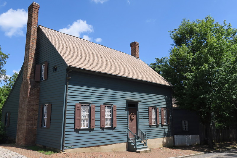 Philip Reich House (ca. 1824)
