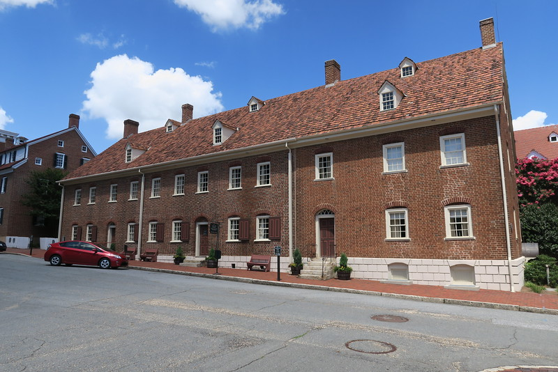 Single Sisters' House (ca. 1785)