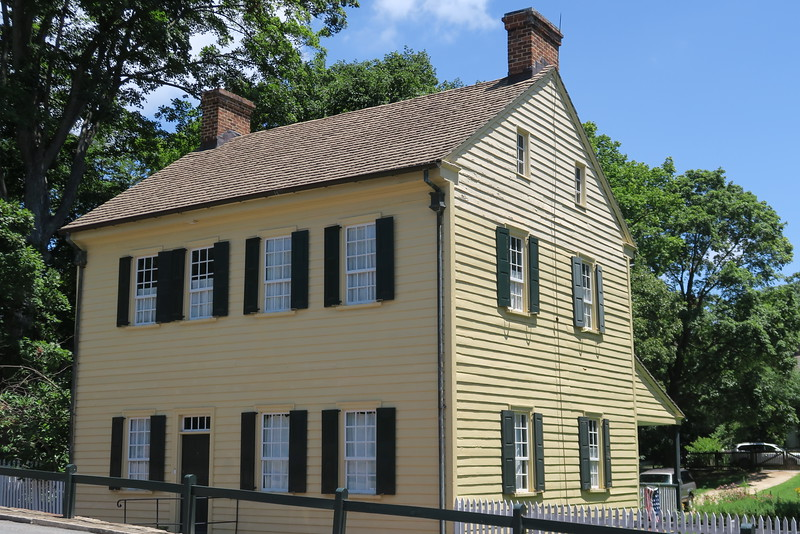Timothy Vogler House (ca. 1832)