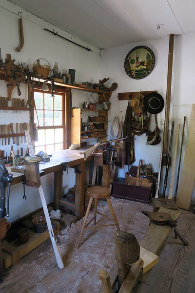 Timothy Vogler Gunsmith Shop (ca. 1831)