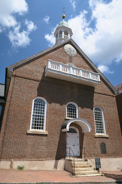 Home Moravian Church (ca. 1800)