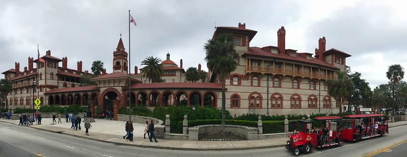 Flagler College (Hotel Ponce de Leon) -- ca. 1888
