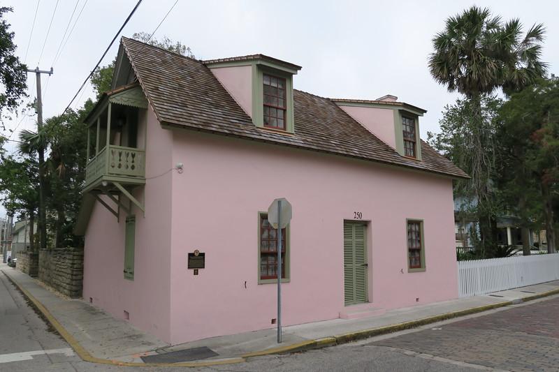 Prince Murat House -- ca. 1815