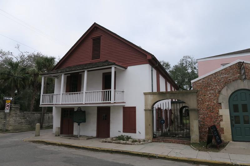 Tovar House -- ca. pre-1740