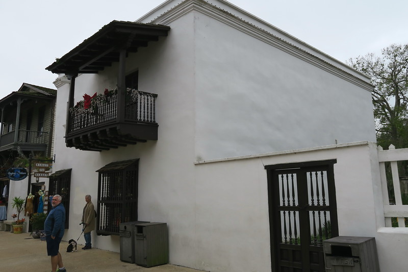 Ribera House -- ca. 1750 (reconstructed ca. 1962)