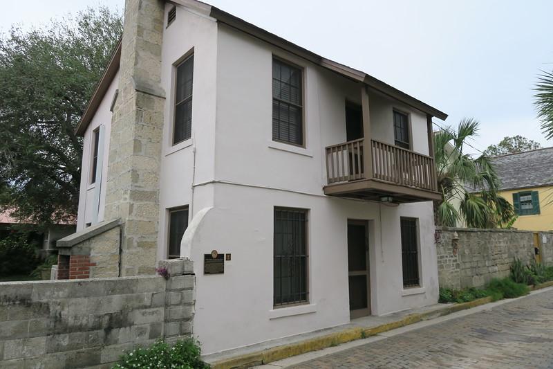 Gaspar Papy (Don Toledo) House -- ca. ~1810