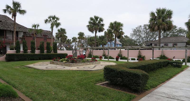 Hispanic Garden