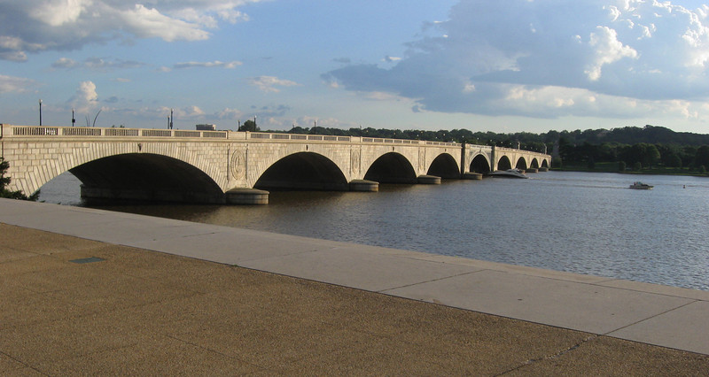 Arlington Memorial Bridge (ca. 1932)