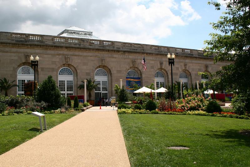 United States Botanic Garden (ca. 1933)