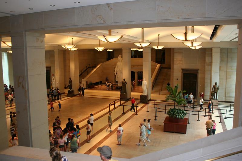 U.S Capitol Visitor Center