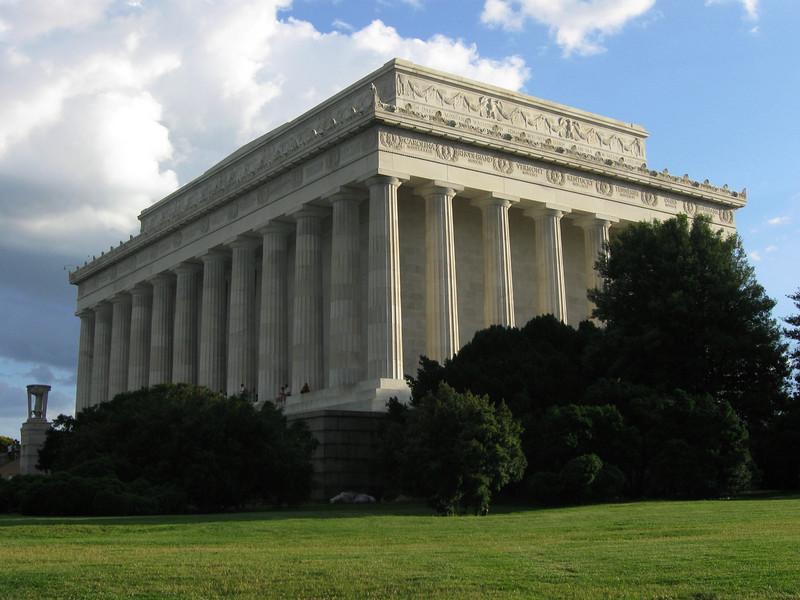 Lincoln Memorial (ca. 1922)