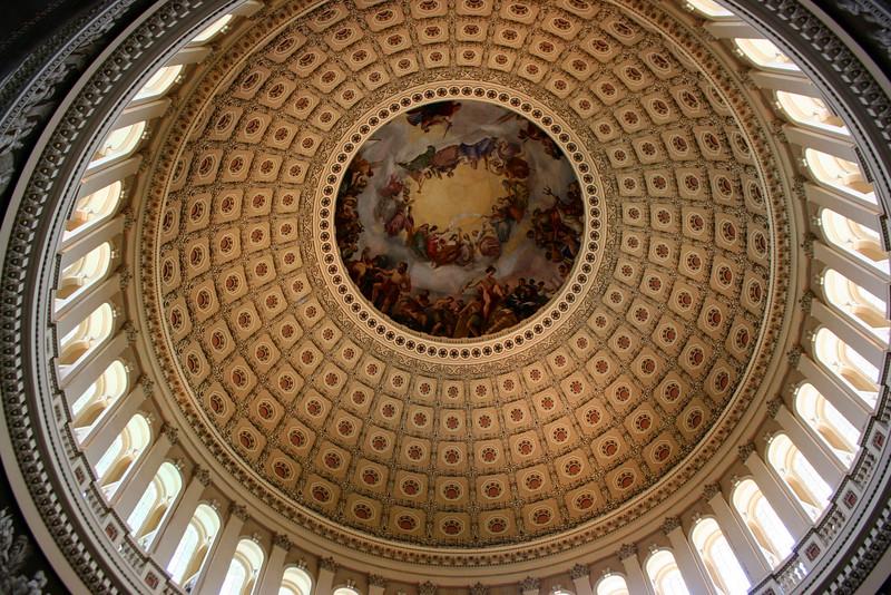 U.S. Capitol Dome Artwork