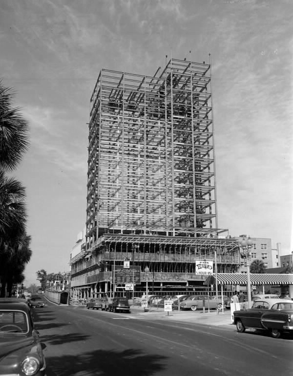 Abandoned Jacksonville Old Jea Tower Building Metro Jacksonville