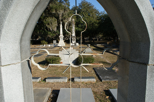 Selma, Alabama - Live Oak Cemeteries