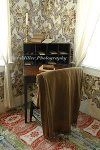 Abraham Lincoln's Desk--Lincoln Home in Springfield, IL