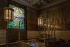 Interior, Wade Memorial Chapel
