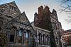 Romanesque style church, Ann Arbor
