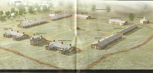 Ft Larned National Historical Site