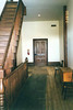 Officers quarters hallway & staircase