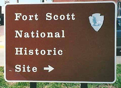 Historic frontier military forts
