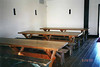 Mess hall tables