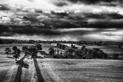 The Bloody Lane - Antietam National Battlefield