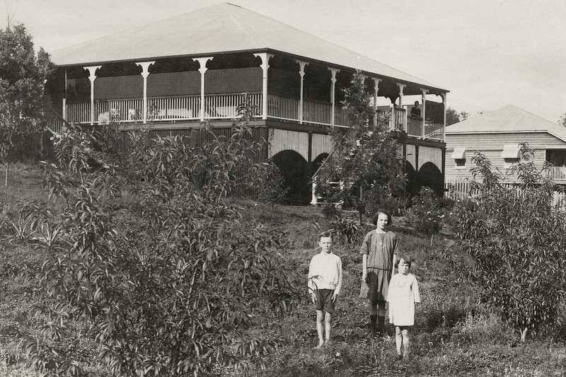 """Mountain View"", Yabba Road, Imbil 1923"