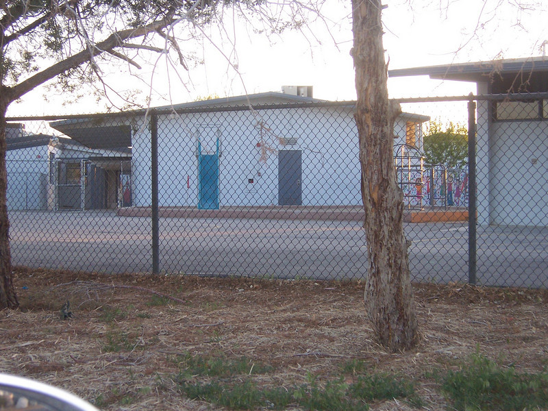 More of the school.