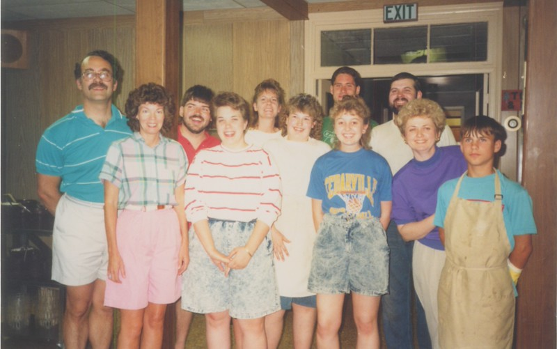 The 1990 Support Staff